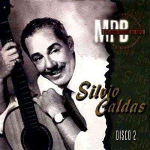 CD - Silvio Caldas - O Caboclinho querido - Disco 2