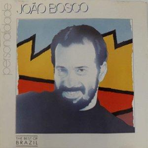 CD -  João Bosco - Personalidade