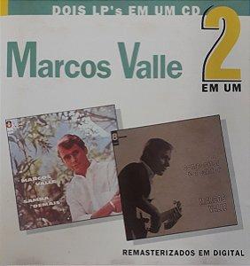 CD - Marcos Valle - 2 em 1