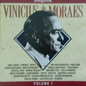 CD - Various - Songbook Vinícius de Moraes - Volume 1