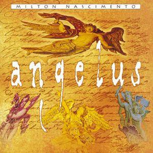 CD - Milton Nascimento – Angelus