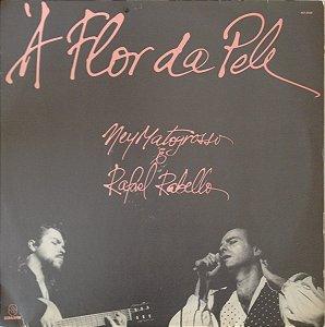 CD - Ney Matogrosso & Rafael Rabello - À Flor Da Pele