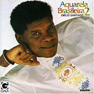 CD - Emílio Santiago - Aquarela Brasileira 2