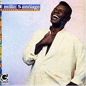 CD - Emílio Santiago - Aquarela Brasileira 7