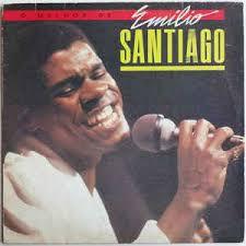 CD - Emílio Santiago - O Melhor De Emílio Santiago