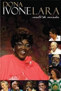 DVD - Dona Ivone Lara - Canto de Rainha