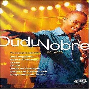 DVD - Dudu Nobre Ao Vivo