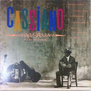 CD - Cassiano - Cedo ou Tarde