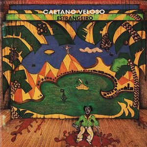 CD - Caetano Veloso - Estrangeiro