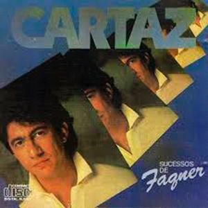 CD - Fagner - Cartaz
