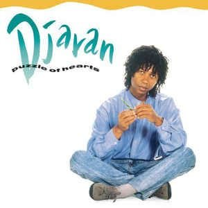 CD - Djavan ‎– Puzzle Of Hearts - IMP