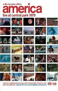 DVD - AMERICA - LIVE IN CENTRAL PARK 1979 (Promoção Colecionadores Discos)