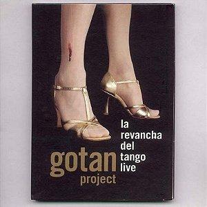 GOTAN PROJECT LA REVANCHA DEL TANGO LIVE