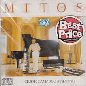CD - Cesar Camargo Mariano - Mitos