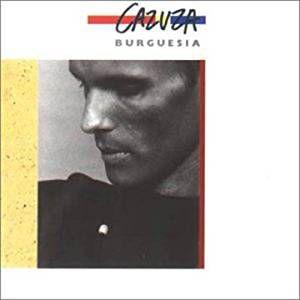 CD - Cazuza - Burguesia