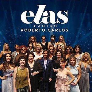 CD - Various – Elas Cantam Roberto Carlos  (Digipack) -  2 DISCOS