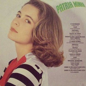 CD - Pátria Minha Nacional (Novela Globo) (Vários Artistas)