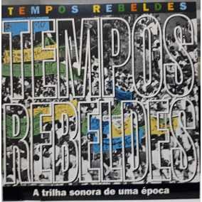 CD - Various - Tempos Rebeldes