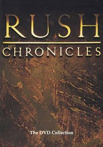 DVD - RUSH CHRONICLES - THE DVD COLLECTION