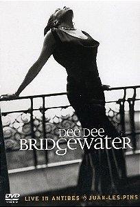 DVD - LIVE IN ANTIBES & JUAN-LES-PIN - Dee Dee BRIDGEWATER