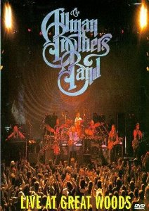 DVD - The Allman Brothers Band ‎– Live At Great Woods