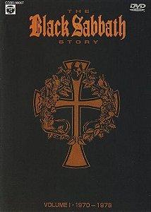 DVD -  BLACK SABBATH: THE BLACK SABBATH STORY, VOLUME 1