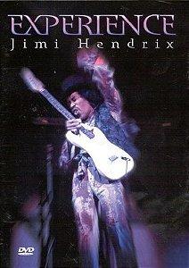 DVD - JIMI HENDRIX: EXPERIENCE
