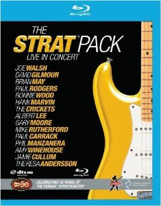 BD - STRAT PACK: LIVE IN CONCERT - 50 YEARS OF THE FENDER STRATOCASTER, THE