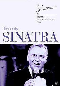 DVD - FRANK SINATRA - LIVE IN JAPAN