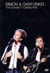 DVD - SIMON GARFUNKEL-THE CONCERT IN CENTRAL PARK-DVD