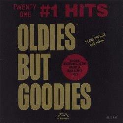 CD - Various - Oldies But Goodies Twenty One #1 Hits - IMP
