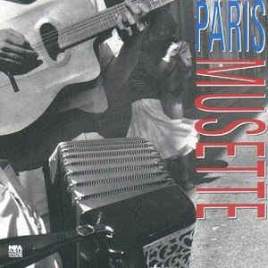 CD - Various - Paris Musette - IMP