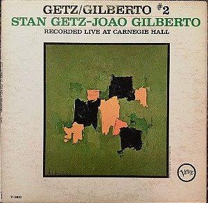 Stan Getz – Joao Gilberto* – Getz / Gilberto #2