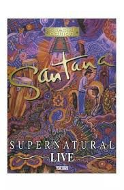 DVD - SANTANA: SUPERNATURAL LIVE (Promoção Colecionadores Discos)