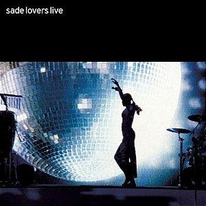 DVD - SADE: LOVERS LIVE