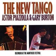 CD - Astor Piazzolla & Gary Burton – The New Tango
