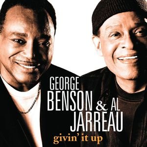CD - George Benson & Al Jarreau - Givin' It Up