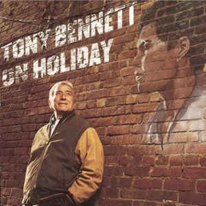 CD -Tony Bennett - On Holiday
