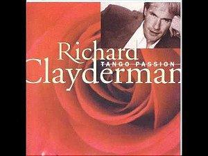 CD - Richard Clayderman - TANGO PASSION