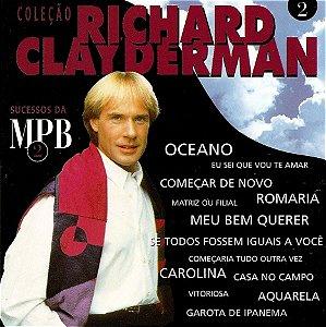 CD -  RICHARD CLAYDERMAN - SUCESSOS DA MPB2