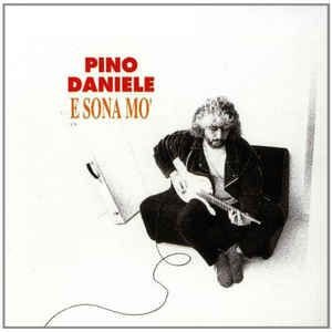 CD - Pino Daniele - E Sona Mo' - IMP