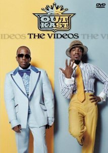 DVD - OUTKAST: THE VIDEOS