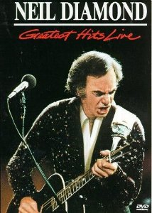 DVD - NEIL DIAMOND - GREATEST HITS LIVE