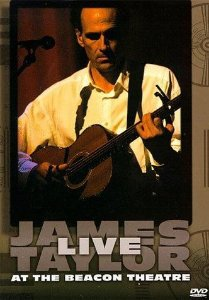 DVD - JAMES TAYLOR LIVE