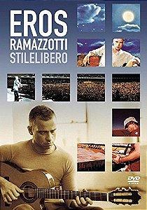 DVD -  EROS RAMAZZOTTI - STILELIBERO