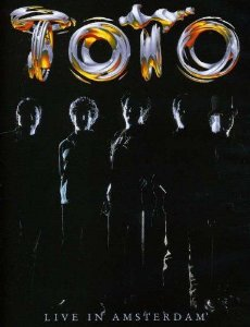 DVD - TOTO: LIVE IN AMSTERDAM 2003 - 25TH ANNIVERSARY