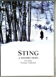 STING: A WINTER'S NIGHT... LIVE FROM DURHAM CATHEDRAL