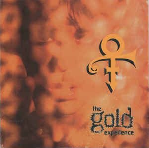 CD -  Prince - The Gold Experience - IMP