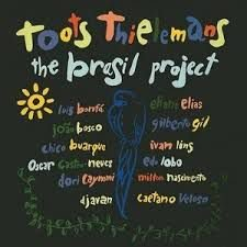 CD - Toots Thielemans - The Brasil Project - vol.1