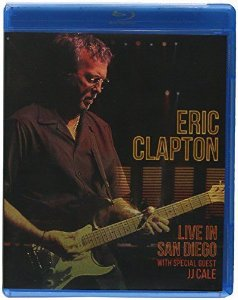BD - ERIC CLAPTON - LIVE IN SAN DIEGO (WITH SPECIAL GUEST JJ CALE) - IMP.